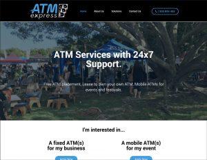 ATM-Express-Website