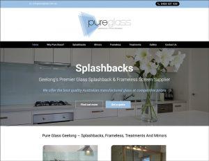 Pure-Glass-Website