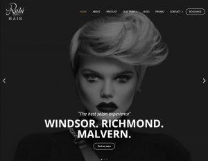 Rubi-hair-website